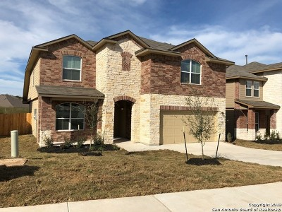 Cibolo Single Family Home Back on Market: 725 Western Bit