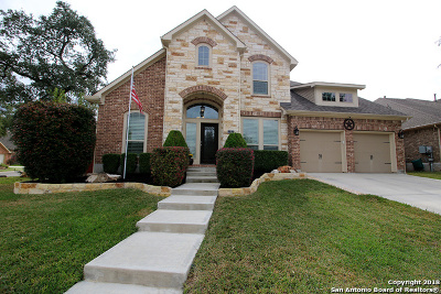 New Braunfels Single Family Home For Sale: 2313 Echoing Oak