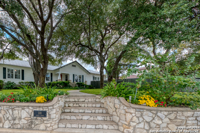 San Antonio Single Family Home Price Change: 355 Albany St