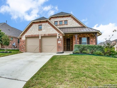 Boerne Single Family Home For Sale: 7918 Ashfield Way