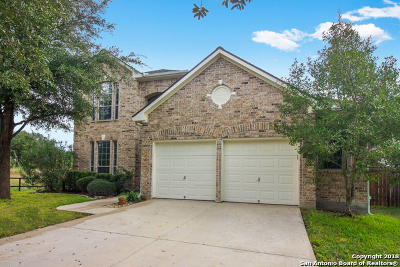 Heights At Stone Oak Single Family Home Active Option: 23730 Legend Crest