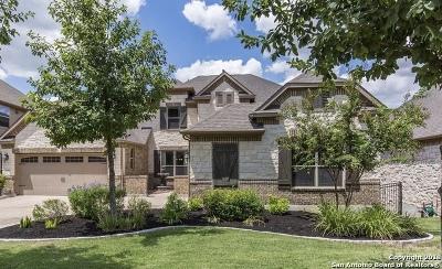 San Antonio Single Family Home For Sale: 17007 Sonoma Ridge