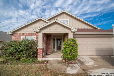 Converse Single Family Home For Sale: 4011 Matson Manor