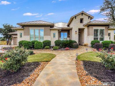 San Antonio Single Family Home Active Option: 18103 Abingdon Pl