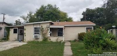 San Antonio Single Family Home Active RFR: 219 Cliffwood Dr