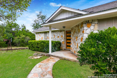 Comal County Single Family Home For Sale: 1421 Circle Acres