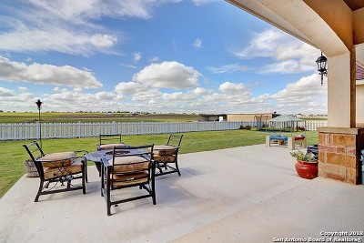 La Vernia, Marion, Adkins, Floresville, Stockdale Single Family Home Active Option: 240 Triple R Dr