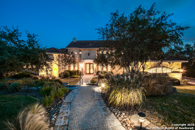 Bexar County Single Family Home For Sale: 11 Champion Trail