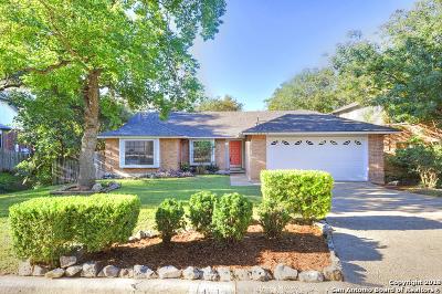 San Antonio Single Family Home For Sale: 14814 Personality