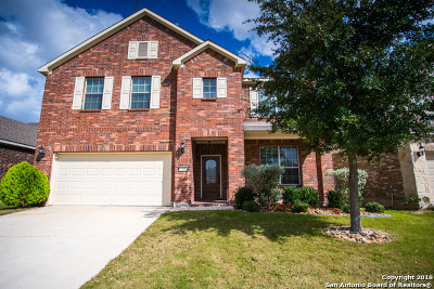 Boerne Single Family Home For Sale: 27458 Camino Tower