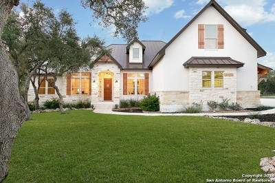 Boerne Single Family Home For Sale: 67 Sendero Wds