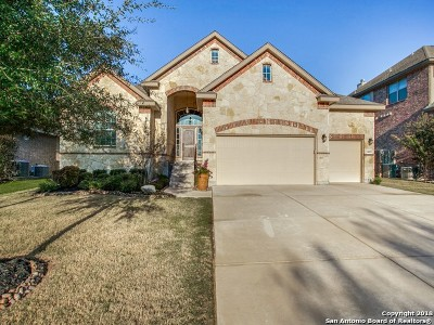 Bexar County, Kendall County Single Family Home Active Option: 26651 Camden Chase