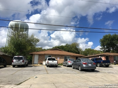 San Antonio Multi Family Home Back on Market: 11019 Baywood St