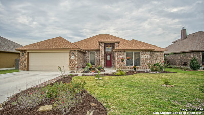 New Braunfels Single Family Home For Sale: 2294 Sungate Dr