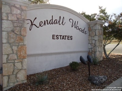 Boerne Residential Lots & Land For Sale: 214 Country Meadow Dr