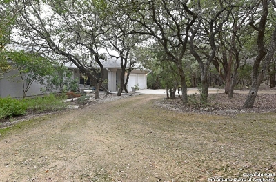 Comal County Single Family Home New: 124 Draft Horse