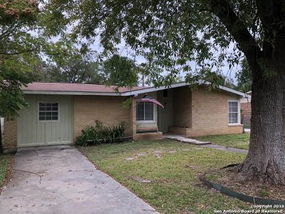 Single Family Home For Sale: 507 Cicero Dr