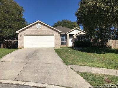Schertz Single Family Home For Sale: 2573 Woodland Village Pl