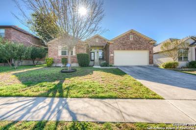 Cibolo Single Family Home Price Change: 337 Brush Trail Bend