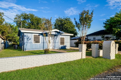 Seguin Single Family Home Price Change: 217 Campbell St
