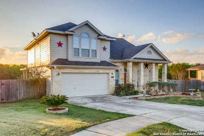 Converse Single Family Home Active Option: 9002 Deposition Gap
