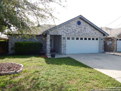 New Braunfels Single Family Home For Sale: 1250 Buttercup Ln