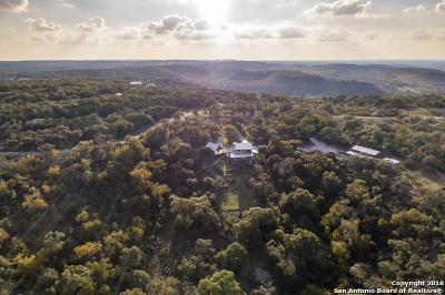 Wimberley Farm & Ranch For Sale: 1528 Backbone Ridge