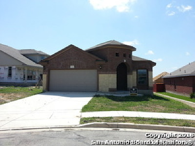 Converse Single Family Home For Sale: 8934 Derby Dan