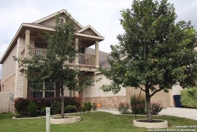 Cibolo Single Family Home Active Option: 528 Saddle Back Trail