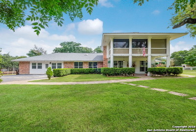 San Antonio Multi Family Home For Sale: 25006 Broad Oak Trail