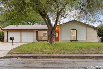 Kirby Single Family Home Price Change: 3815 Petry Dr