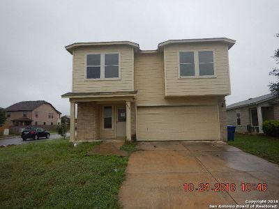 San Antonio Single Family Home For Sale: 7254 Azalea Square