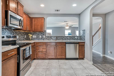 San Antonio Single Family Home Back on Market: 11439 Slickrock Draw
