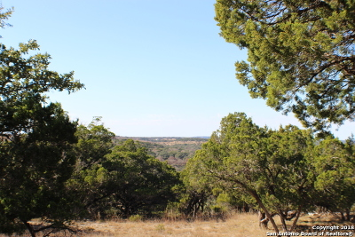 Boerne Residential Lots & Land For Sale: 000 Scenic Bluffs Dr