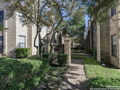 Travis County Condo/Townhouse Active Option: 8400 Jamestown Dr #410