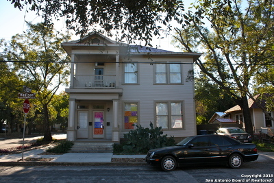 San Antonio Multi Family Home For Sale: 502 Madison