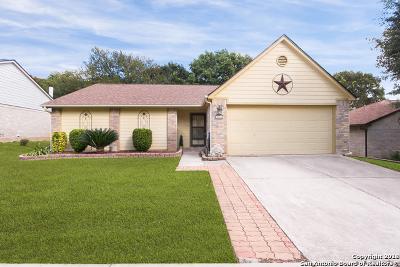 Schertz Single Family Home Back on Market: 2604 Hidden Grove Ln
