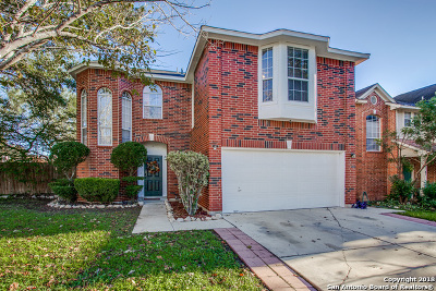 Bexar County Single Family Home For Sale: 1826 Enclave Park