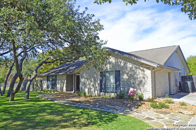 Boerne Single Family Home For Sale: 218 Bentwood Dr