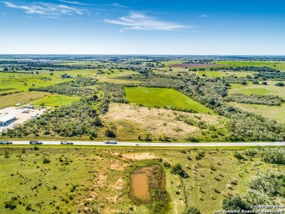 Atascosa County Residential Lots & Land For Sale: 002 Highway 16