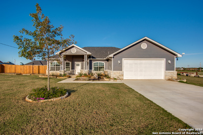 Frio County Single Family Home New: 145 Blue Bonnet Hill St.