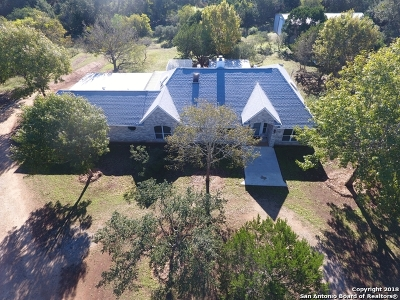 Comal County Single Family Home Active Option: 123 Elk Ridge