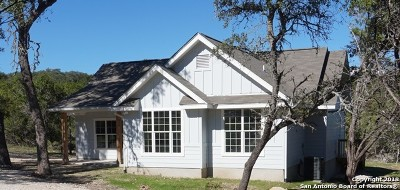Spring Branch Single Family Home Active Option: 111 Indian Trail