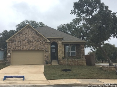 Helotes Single Family Home For Sale: 16902 Kinmount Lane