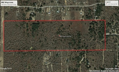 Atascosa County Residential Lots & Land For Sale: 882 Waycross Rd