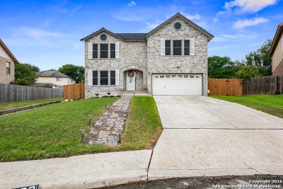Converse Single Family Home Active Option: 8023 Grimchester