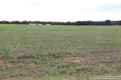 Wilson County Residential Lots & Land New: 106 Las Palomas Dr