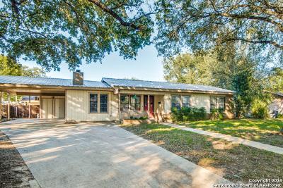 Atascosa County Single Family Home New: 1014 Harvey