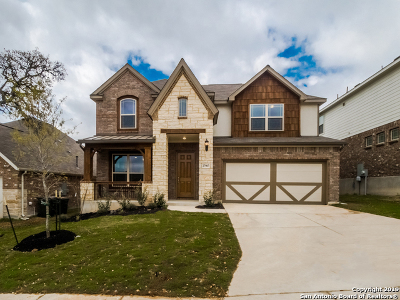 Boerne Single Family Home For Sale: 27907 Dana Creek Dr.