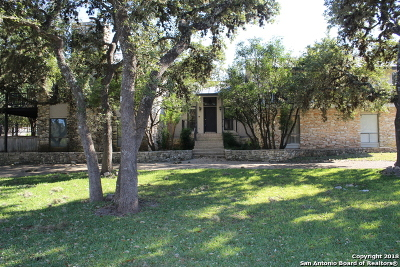 Boerne Single Family Home For Sale: 8634 Connemara Dr